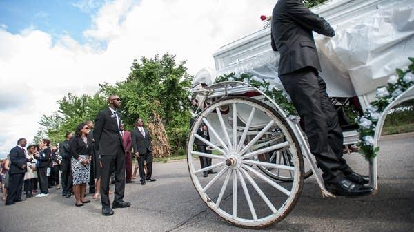 Funeral of Philando Castile