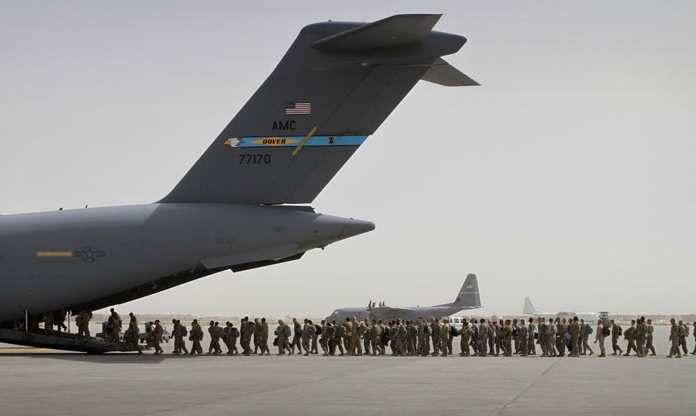 Leaving Afghanistan