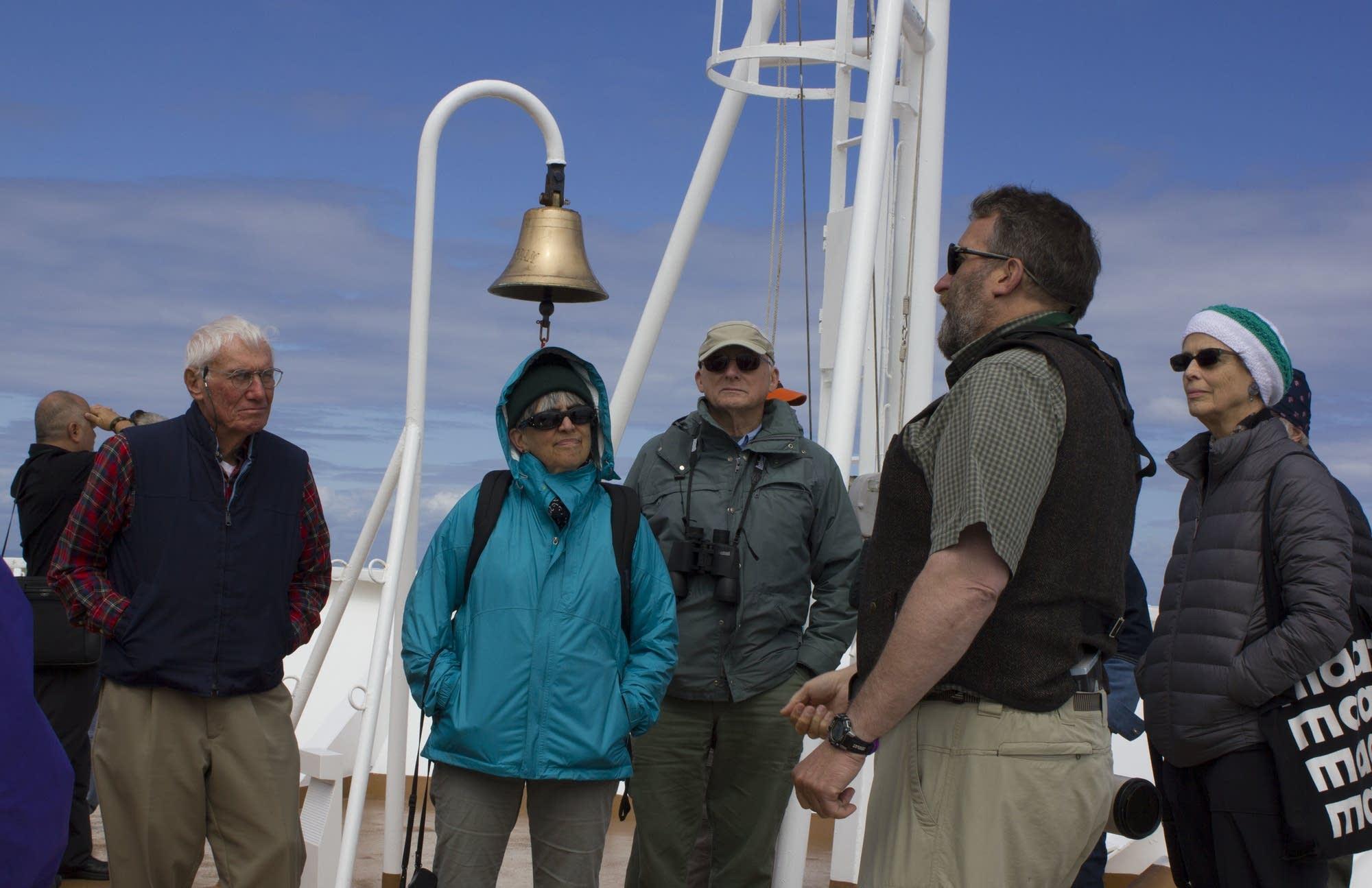 North Sea - 14 - Naturalists