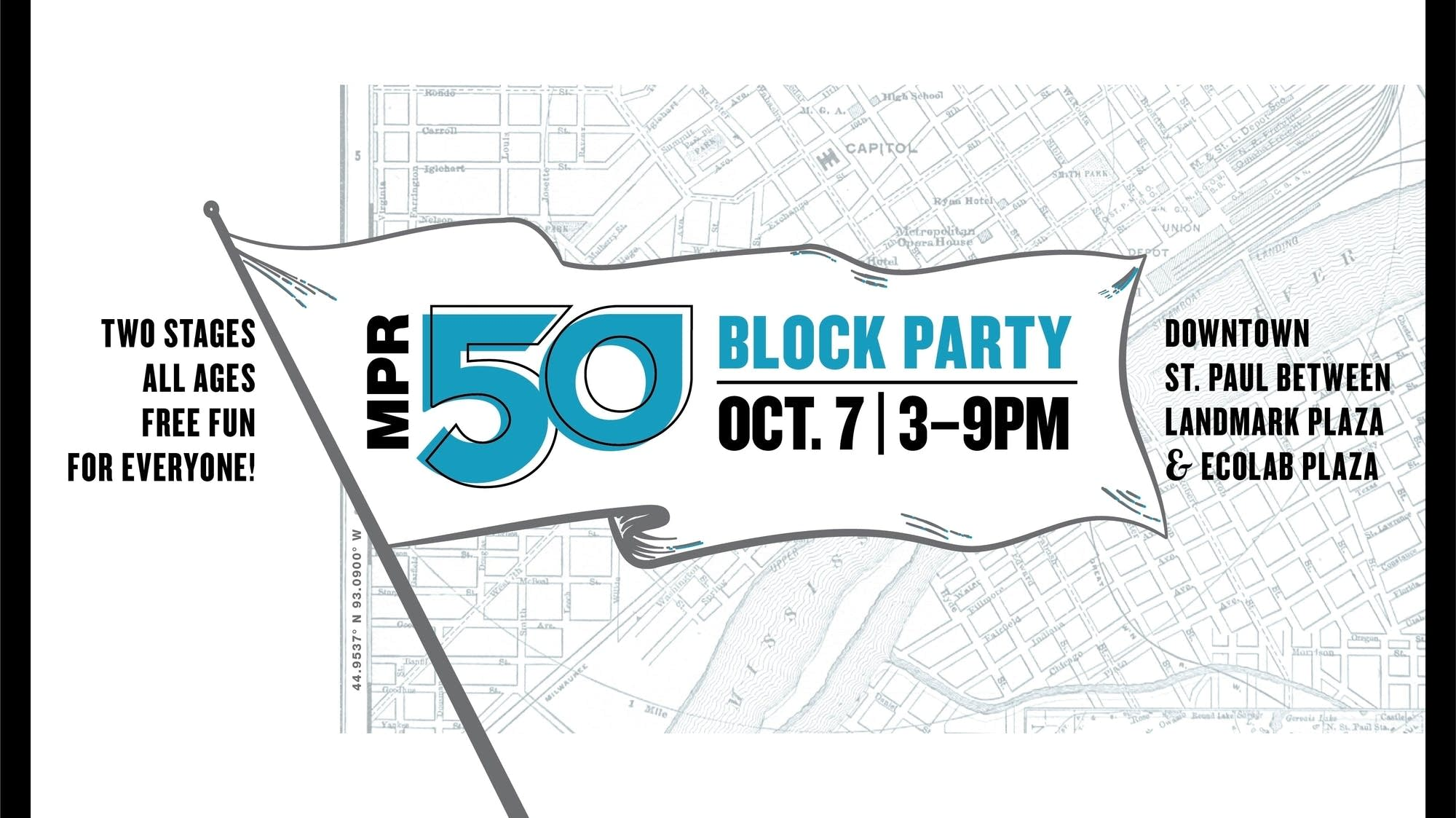 MPR50 Block Party