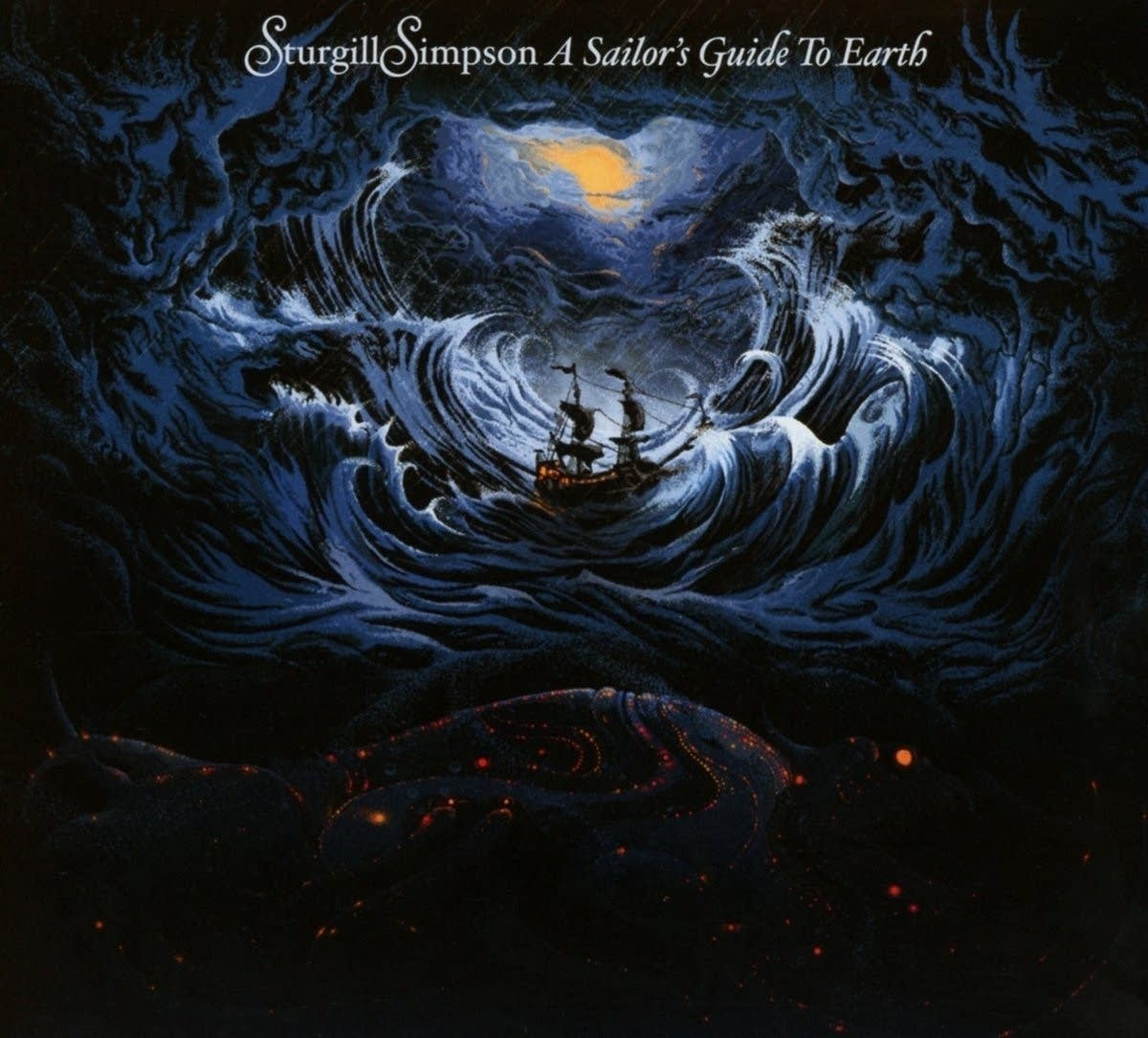 Sturgill Simpson, 'A Sailor's Guide to Earth'