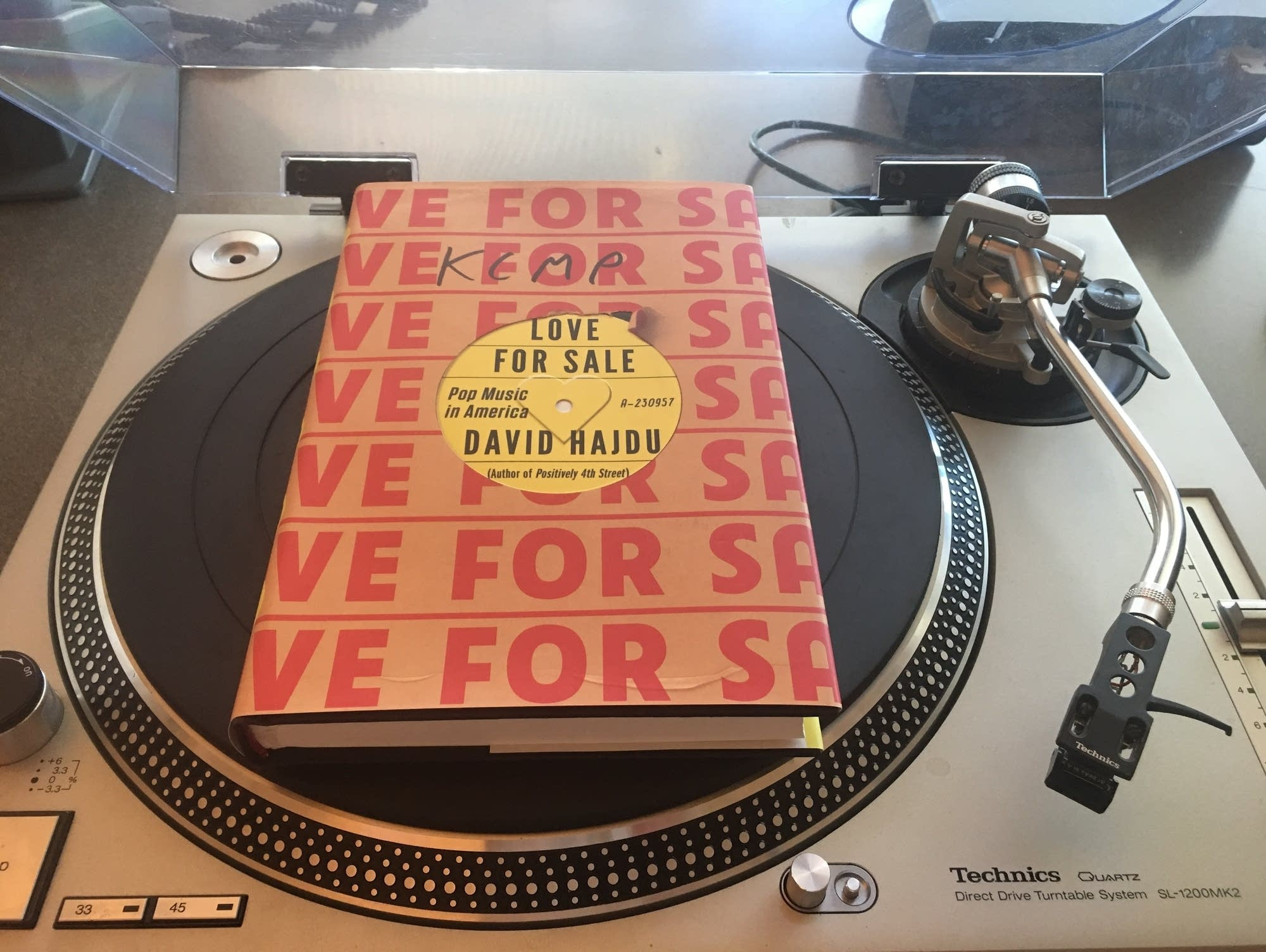 David Hajdu's 'Love for Sale'