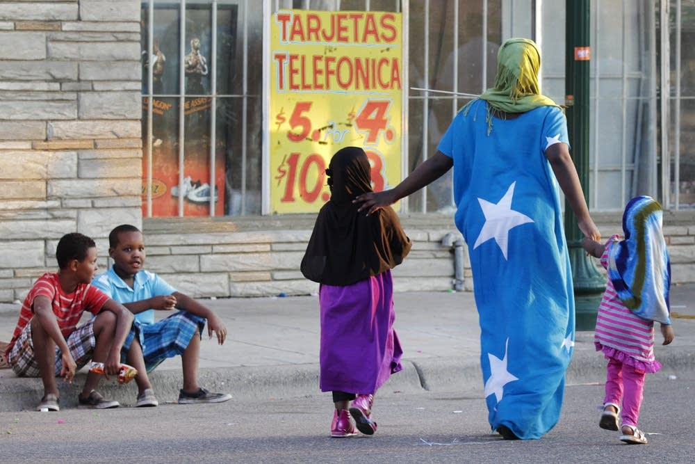 Somali Independence Day festival