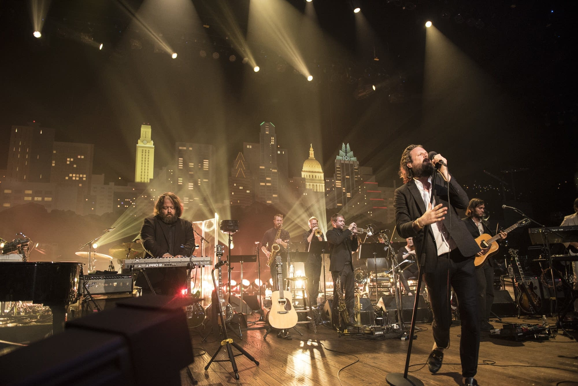 Father John Misty on Austin City Limits