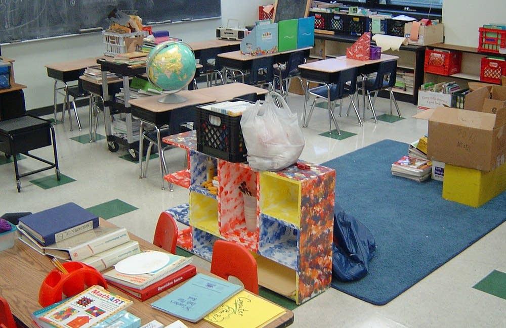 Grand Marais classroom