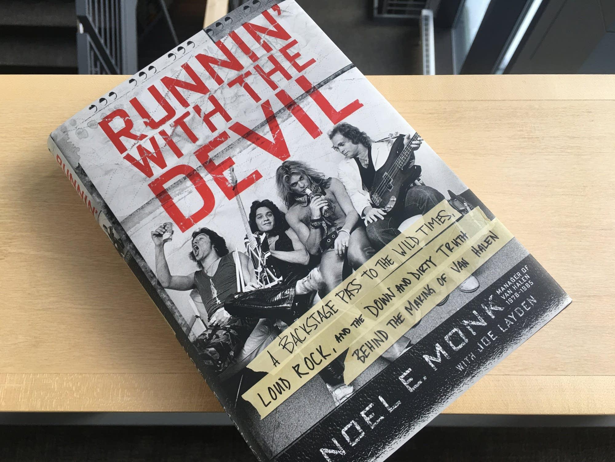 Noel E. Monk's 'Runnin' with the Devil.'