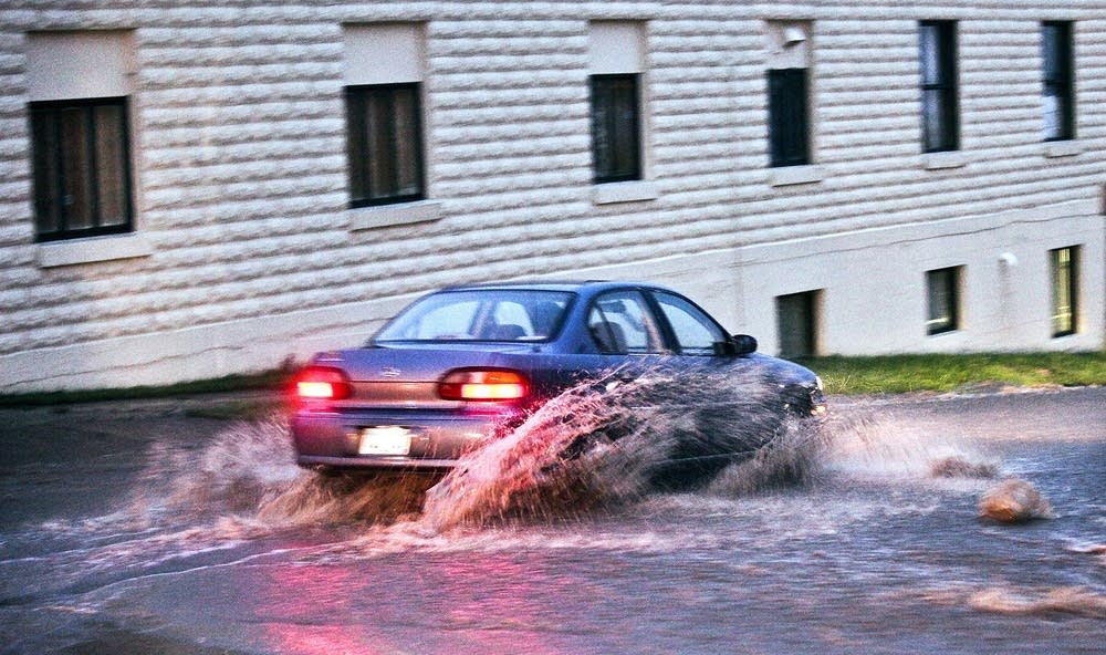 Duluth flooding