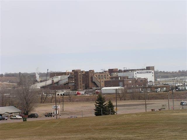 John Morrell plant, Sioux Falls, S.D.