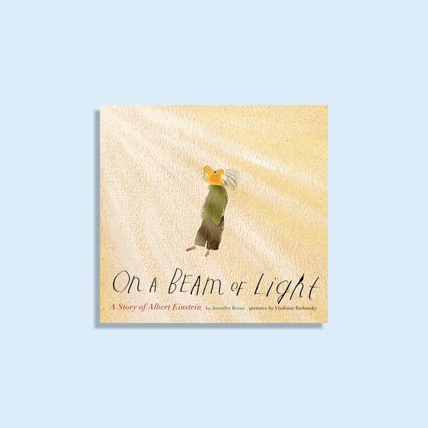 Julie's Library: On A Beam Of Light