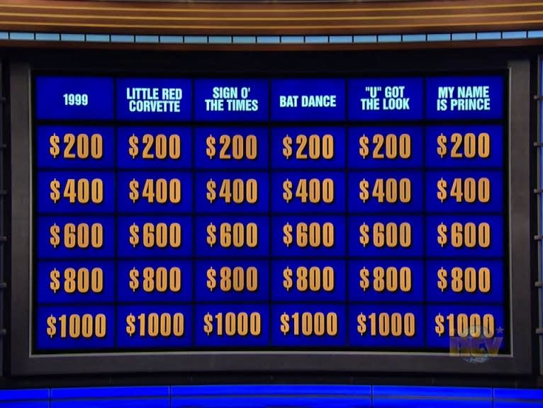 music news jeopardy takes inspiration from prince the current