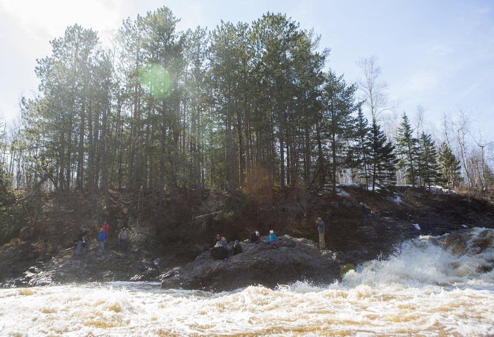 The Lester River