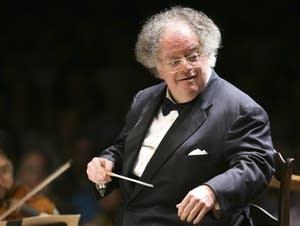 Conductor James Levine