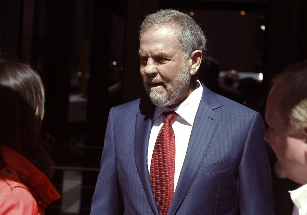 Attorney William Mauzy