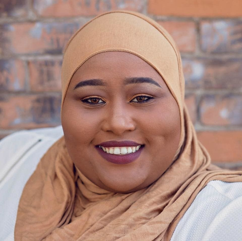 Fardousa Jama is running for a seat on the Mankato City Council
