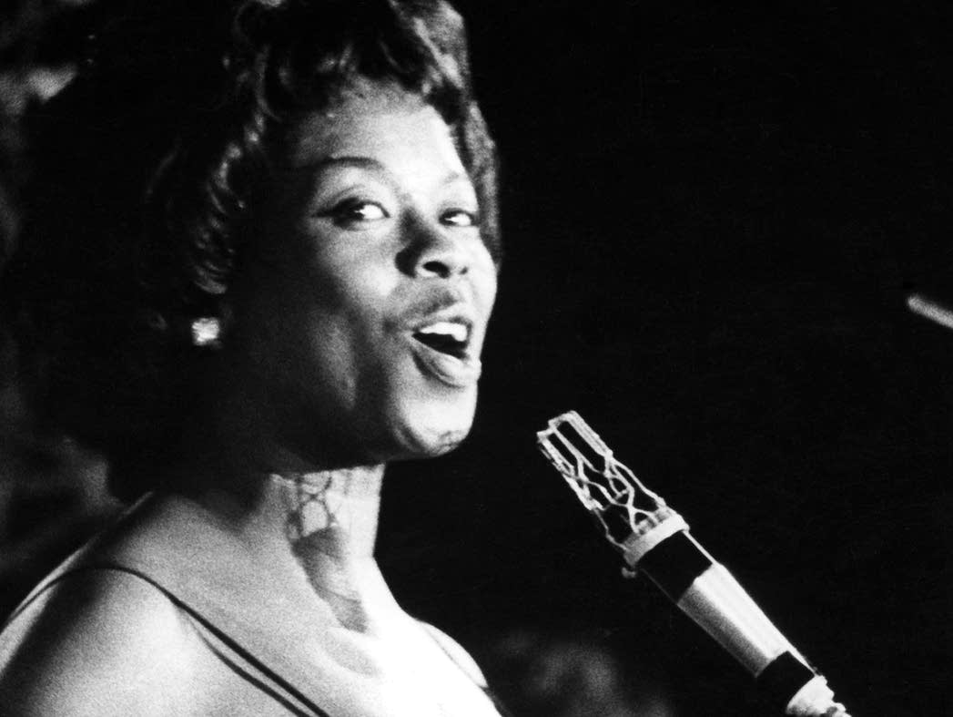 Sarah Vaughan And Her Trio - Sarah Vaughan At Mister Kelly's