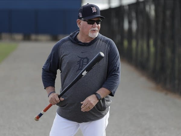 Detroit Tigers manager Ron Gardenhire
