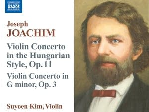 Joseph Joachim - Violin Concerto