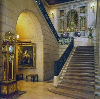 1914 Aeolian organ at the Frick Museum, New York, NY
