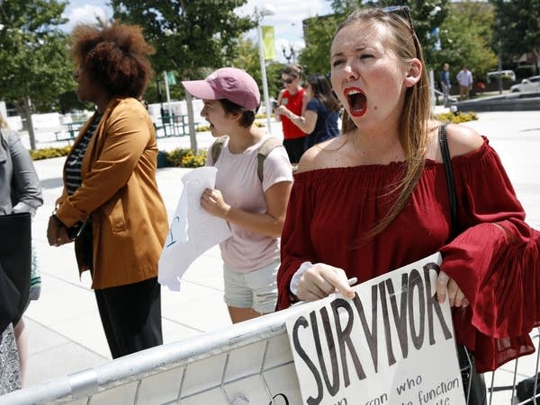 In the fight over Kavanaugh, echoes of a battle being waged on college campuses nationwide