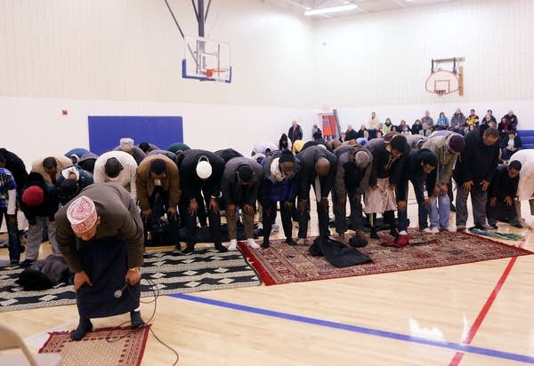 Brian Coyle Center prayers