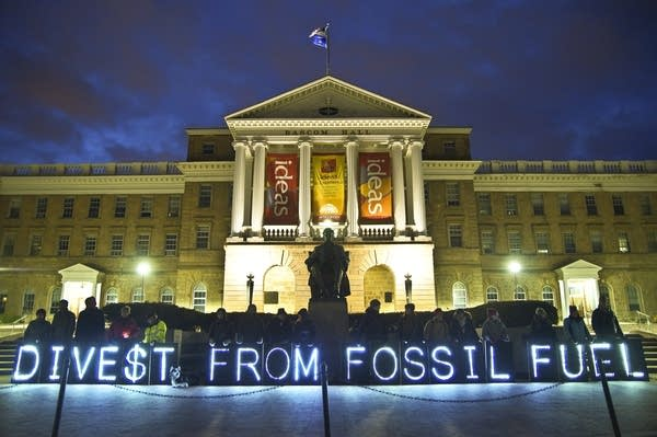 Divestment on Campus