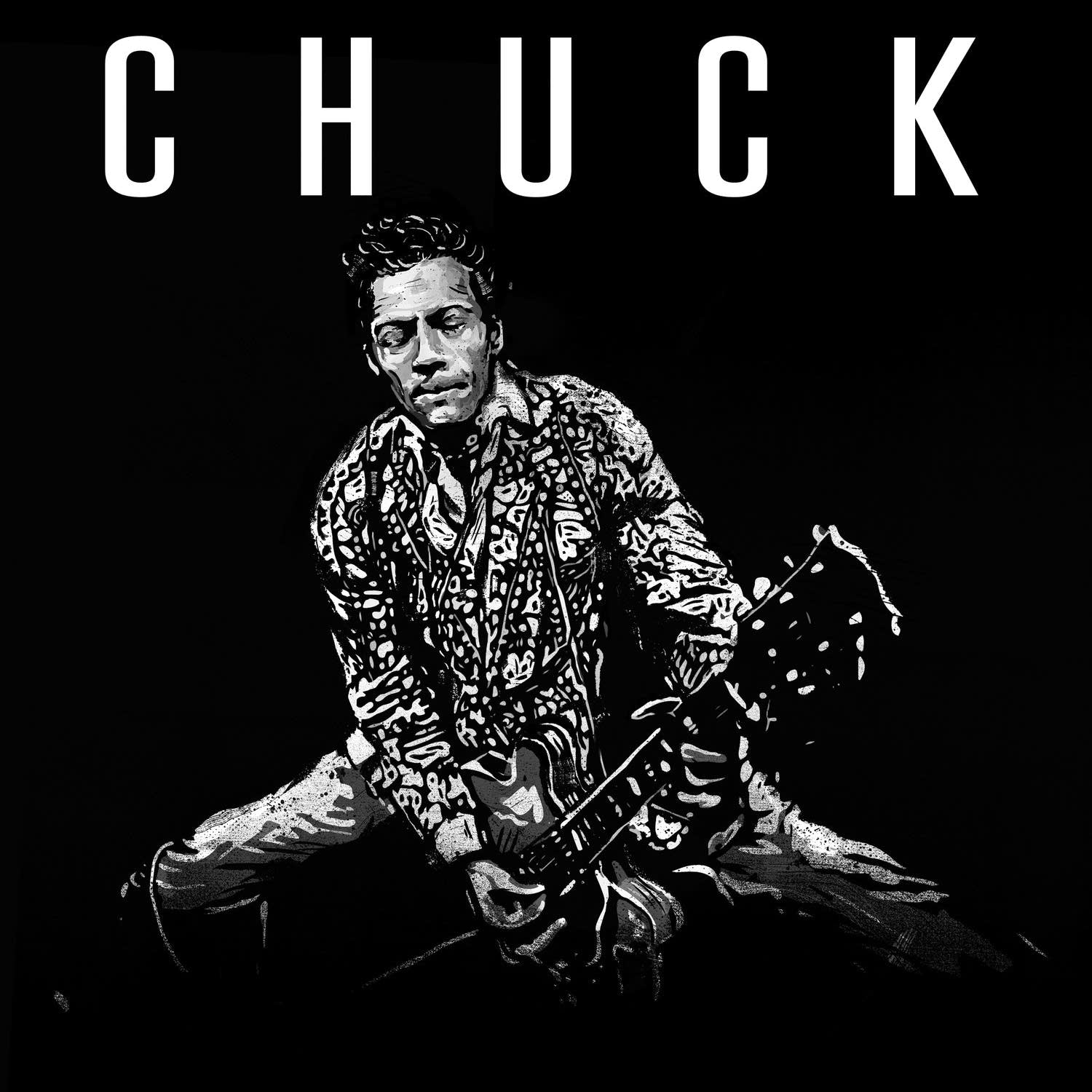 CHUCK is Chuck Berry's new album