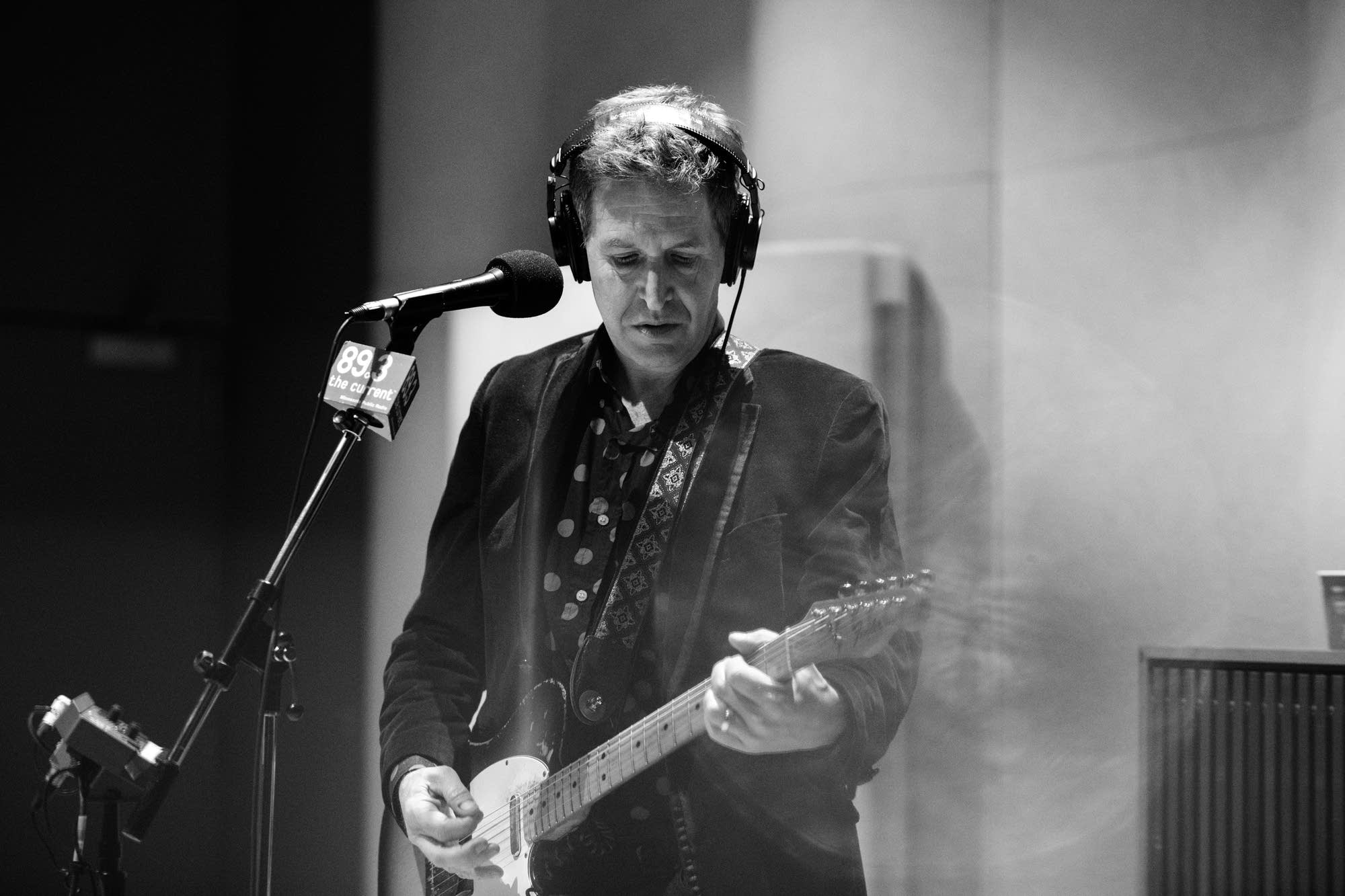 The Dream Syndicate perform in The Current studio