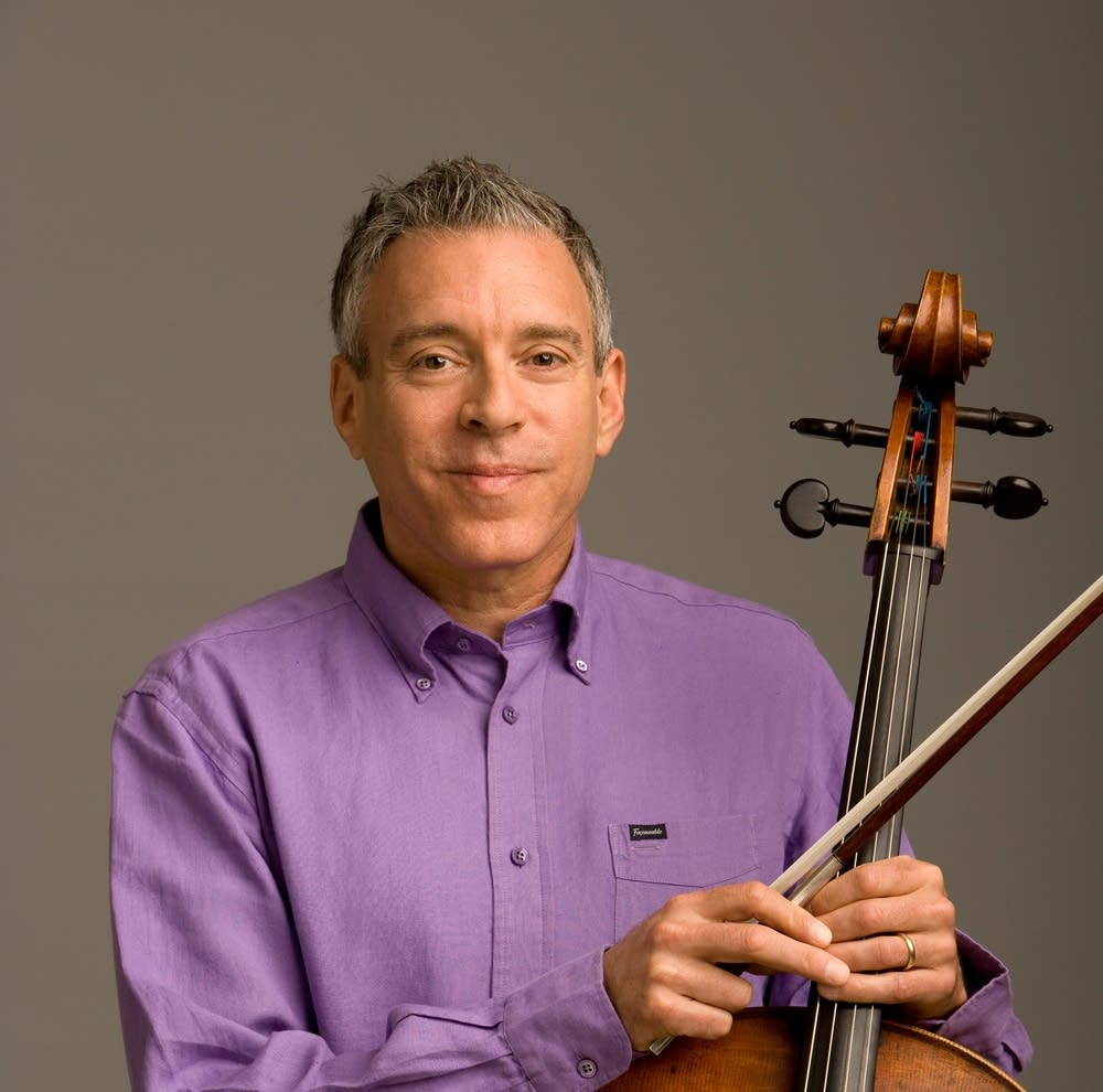cellist mark summer
