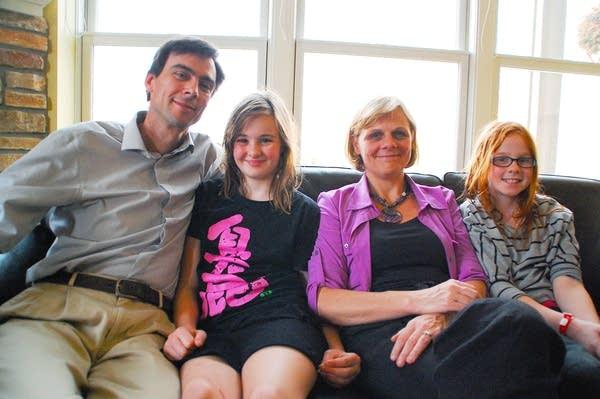 Eidman family of St. Paul