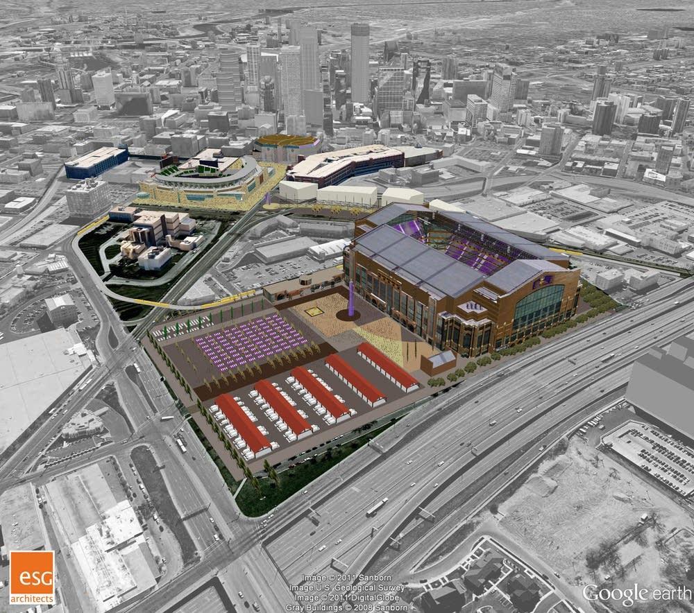 Stadium concept