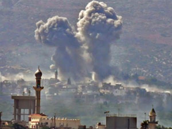 Lebanon fighting