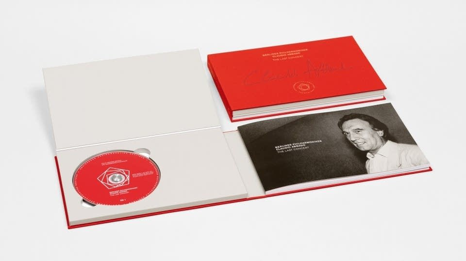 'The Last Concert' boxed set with Claudio Abbado and Berlin Philharmonic 01
