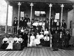 Finnish Lutheran congregation, Mountain Iron