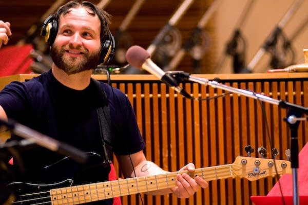 Nick Harmer of Death Cab for Cutie