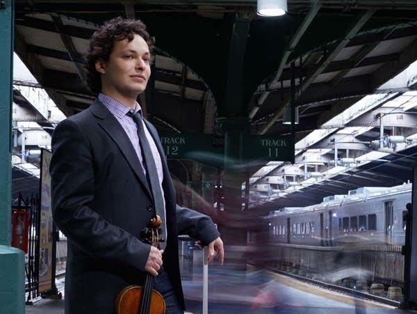 Yevgeny Kutik, violinist