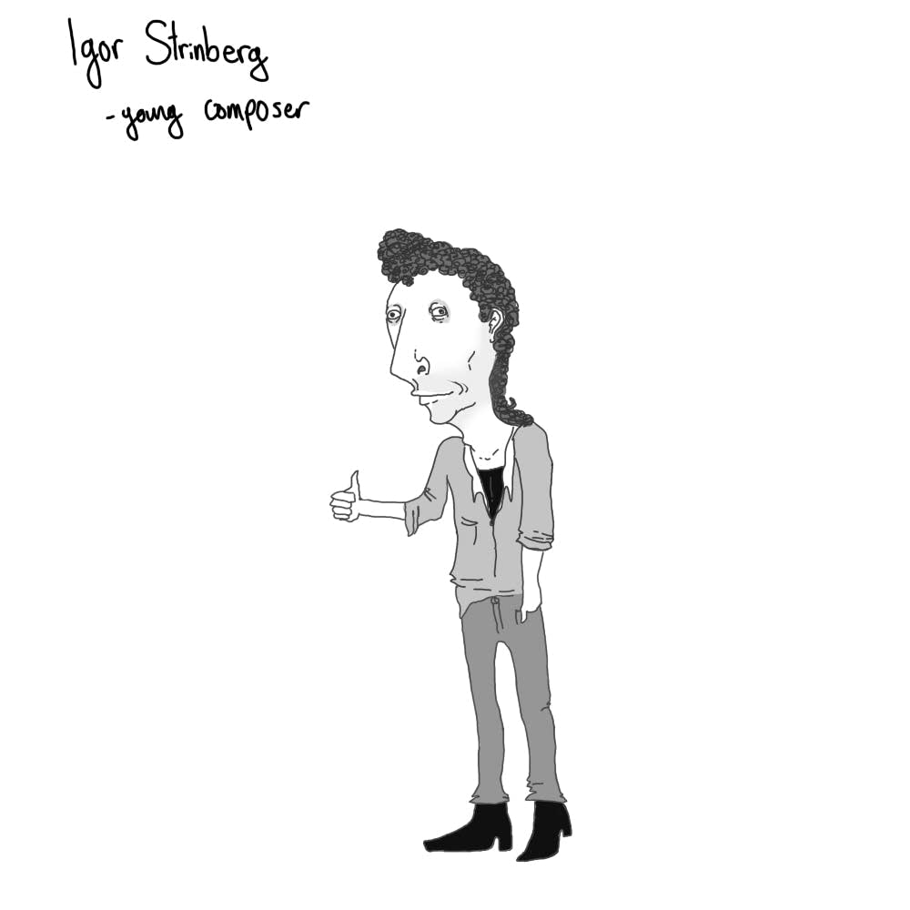 Igor Strinberg
