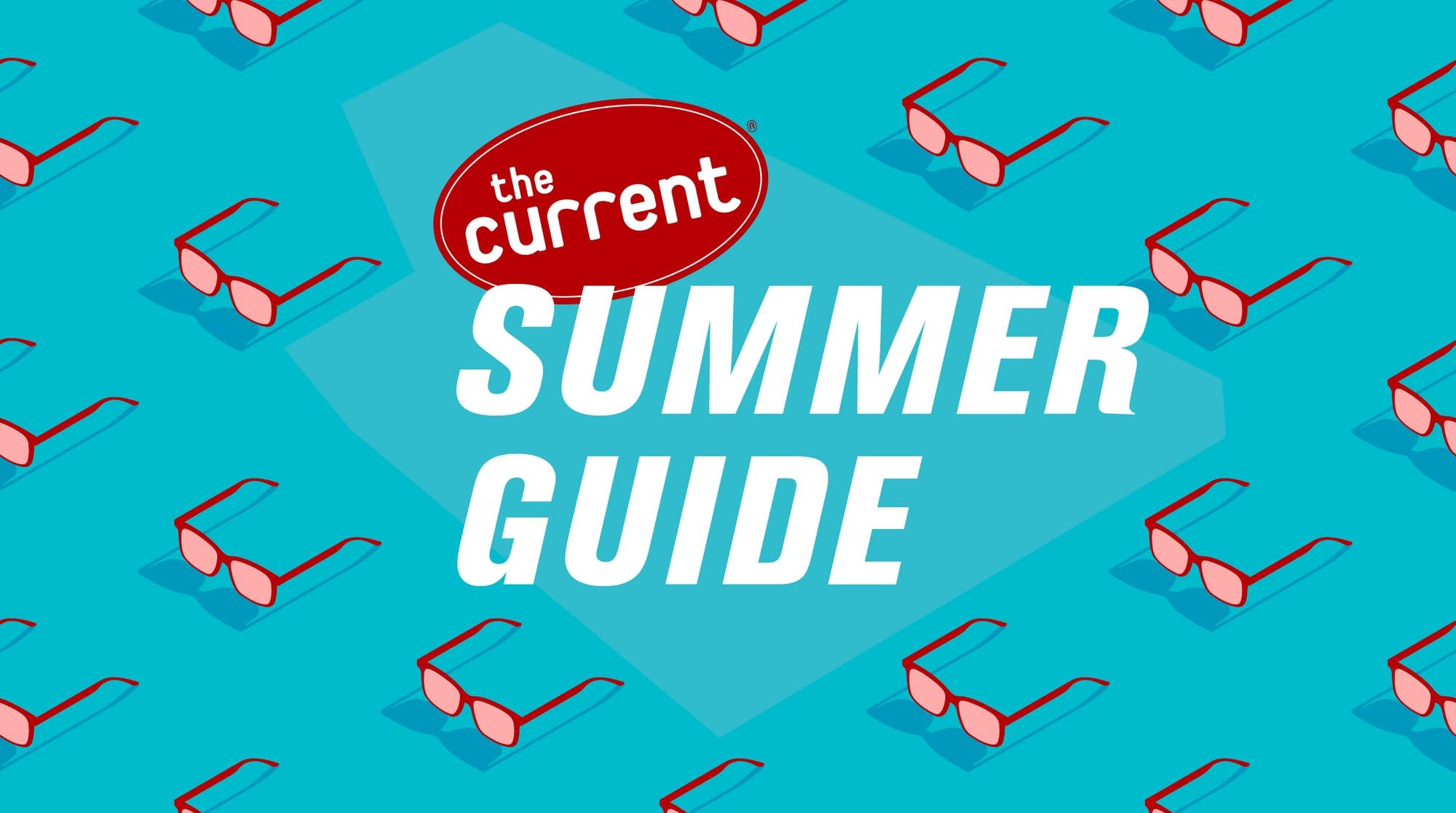 The Current Summer Guide graphic.