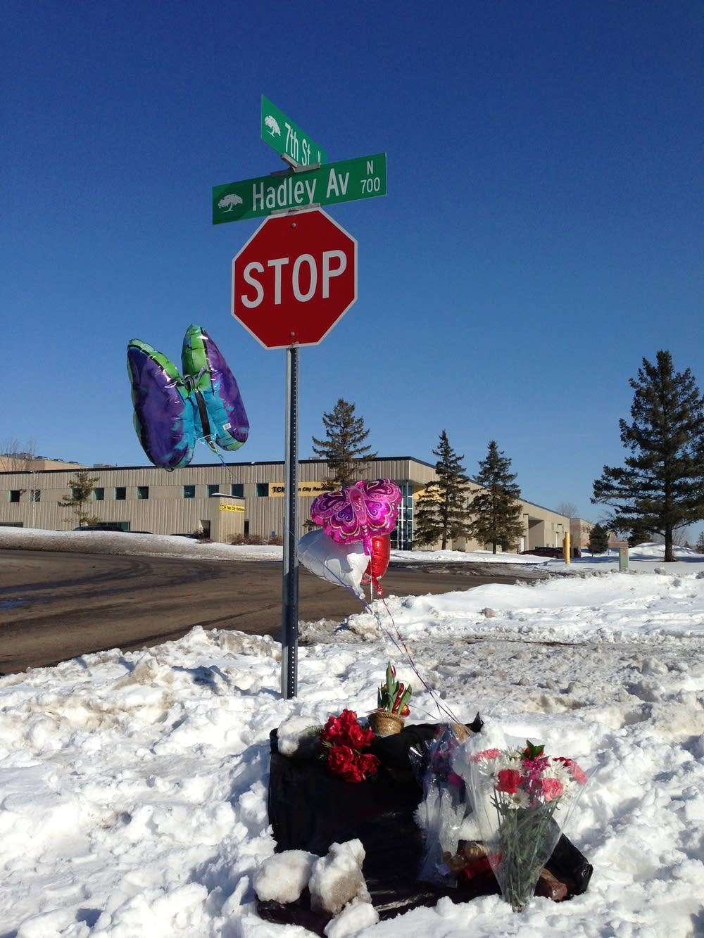 Oakdale memorial