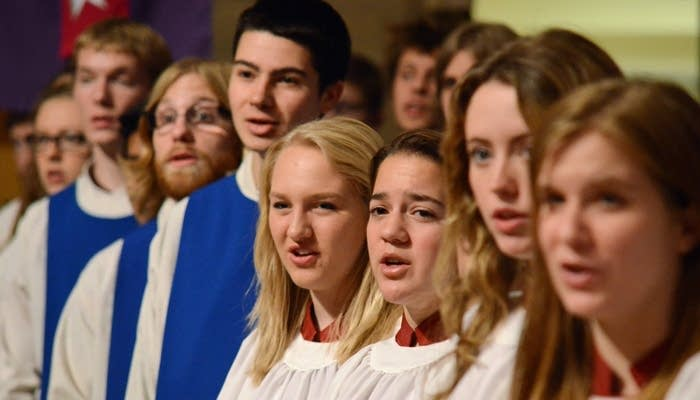 St. Olaf College Festival Manitou Singers
