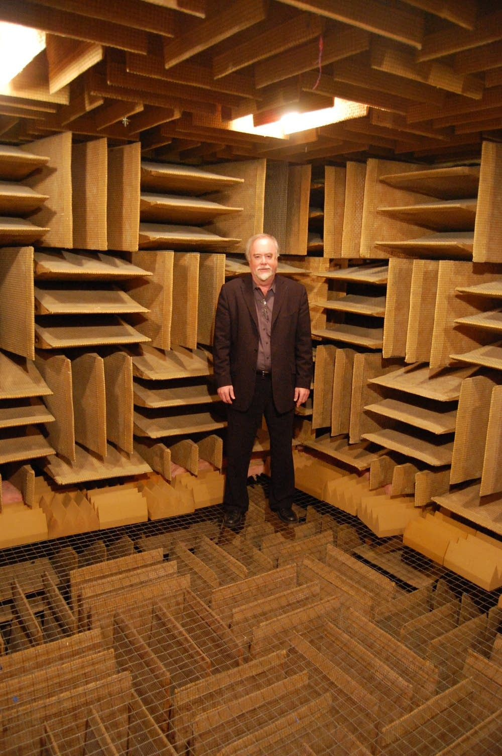 World S Quietest Room Minneapolis