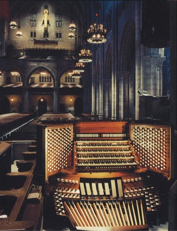 1953 Aeolian-Skinner, Op. 1118/Riverside, New York, New York