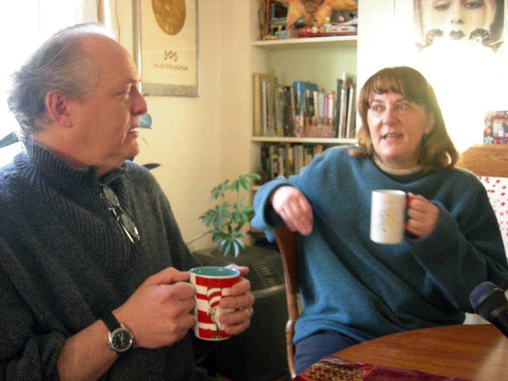 Doug and Deb Pierce