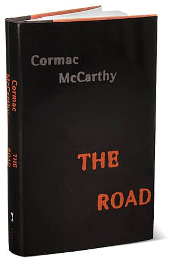 """The Road,"" by Cormac McCarthy"