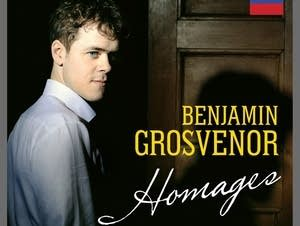 Benjamin Grosvenor, 'Homages'