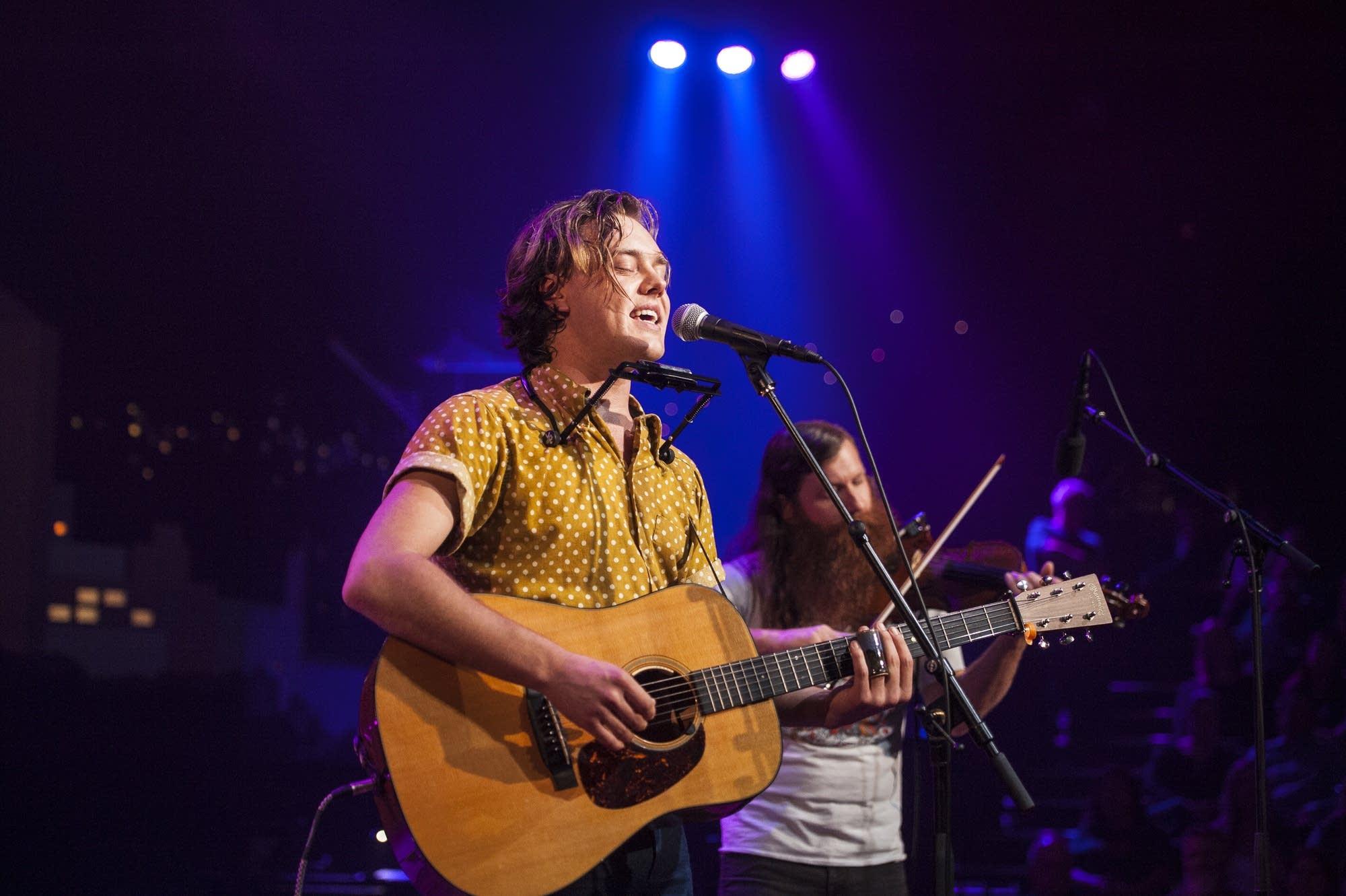 Parker Millsap performs on 'Austin City Limits'