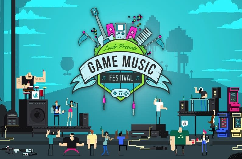 Loudr Game Music Festival