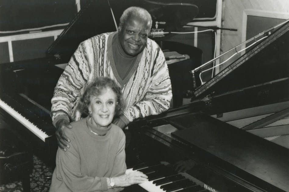 Marian McPartland, 'Piano Jazz' Host, Has Died | Minnesota ...