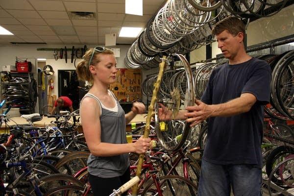 Sibley Bike Shop