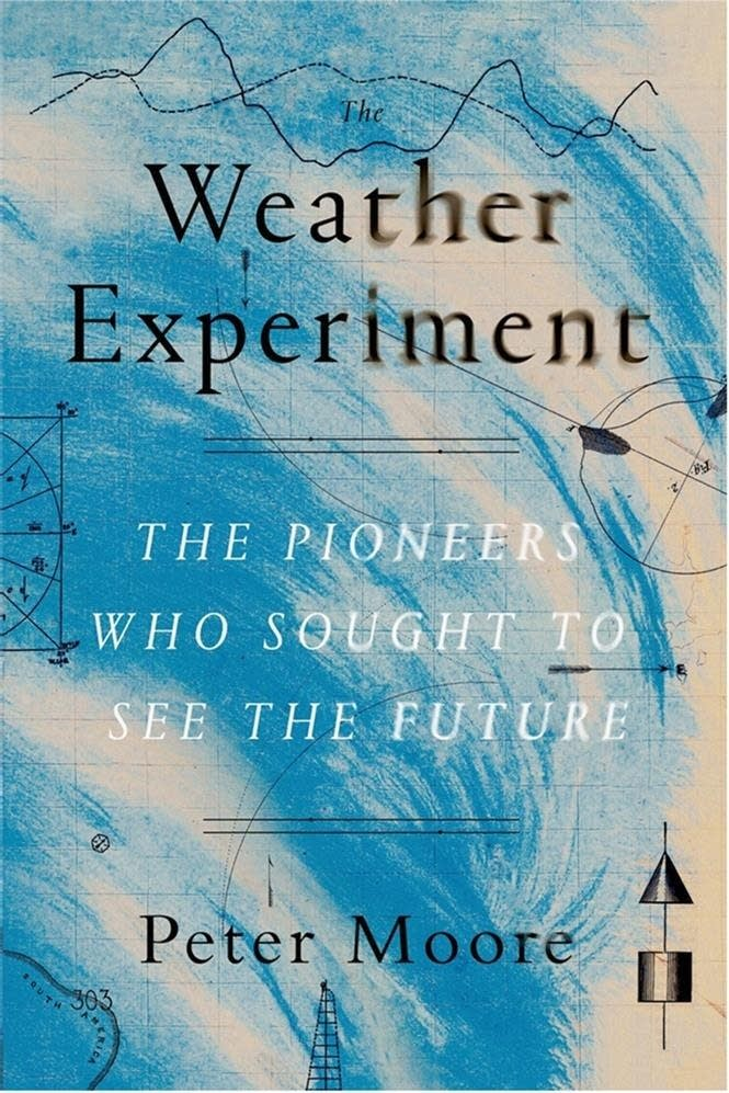 'The Weather Experiment' by Peter Moore