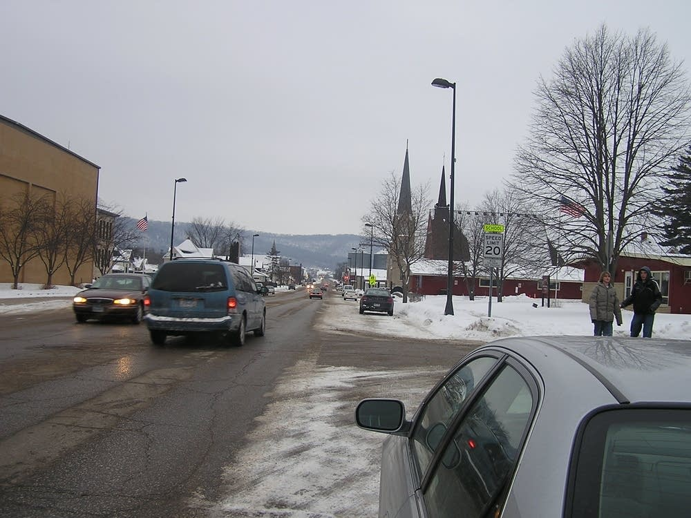 Downtown Rushford